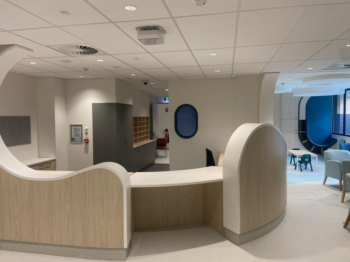 A neat and well maintained commercial space by Synergy